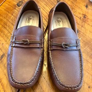 NWT BASS loafers size 10